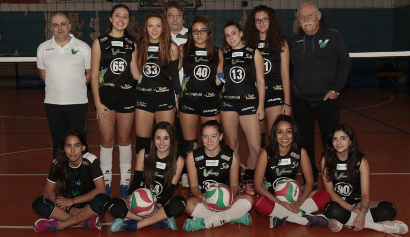 vomien-legnano-under-16-pgs-team